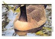 Boston Public Garden Goose Carry-all Pouch