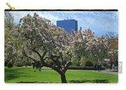 Boston Public Garden Spring Tree Boston Ma Carry-all Pouch