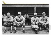 Boston Red Sox, C1916 Carry-all Pouch by Granger