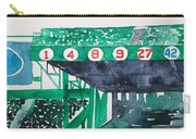 Boston Retired Numbers Carry-all Pouch