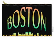 Boston Skyline 10 Carry-all Pouch