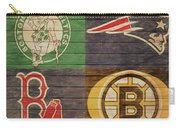 Boston Sports Teams Barn Door Carry-all Pouch