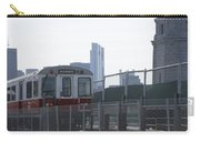 Boston Subway The T Carry-all Pouch