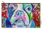 Boston Terrier Carry-all Pouch