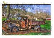 Boswell 1947 Dump Truck Farm Scene Carry-all Pouch