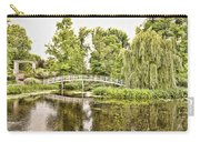 Botanical Bridge - Van Gogh Carry-all Pouch