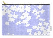 Botanicals Baby Blues Carry-all Pouch