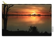 Botswanna Sunset Carry-all Pouch