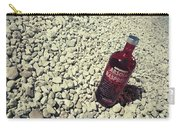 Bottle And The Beach  Carry-all Pouch
