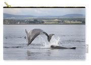 Bottlenose Dolphins - Scotland #11 Carry-all Pouch