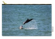 Bottlenose Dolphins In The Ocean Carry-all Pouch