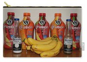 Bottles N Bananas Carry-all Pouch