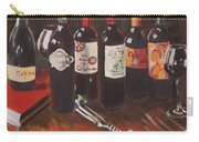 Bottles Of Wine Carry-all Pouch