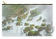 Bottom Of American Niagara Falls Carry-all Pouch