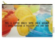 Bottoms Up Quote Carry-all Pouch