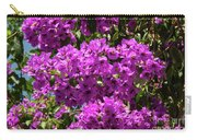 Bougainvillea Blooms Carry-all Pouch