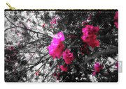 Bougainvillea Invasion Carry-all Pouch