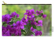 Bougainvillea Morning Carry-all Pouch
