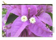 Bougainvillea Petals Carry-all Pouch