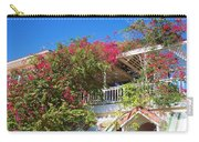 Bougainvillea Villa Carry-all Pouch