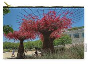 Bougainvilleas Tree Scultures Carry-all Pouch