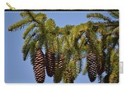 Boughs Of Pine Cones Carry-all Pouch