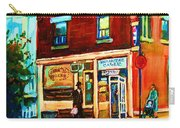 Boulangerie Cachere Carry-all Pouch