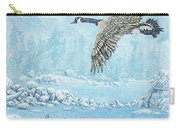 Boulder Bay Geese Carry-all Pouch