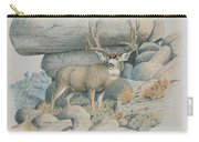 Boulder Buck  Carry-all Pouch