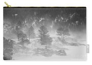Boulder Canyon And Nederland Winter Landscape Carry-all Pouch