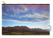 Boulder Colorado Dreaming Carry-all Pouch