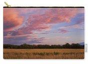 Boulder County Colorado Country Sunset Carry-all Pouch