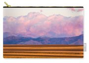 Boulder County Farm Fields At First Light Sunrise Carry-all Pouch