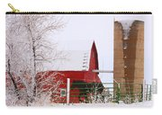 Boulder County Winter Wonderland  Carry-all Pouch