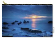 Boulder Point Sunrise Carry-all Pouch