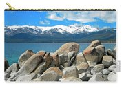 Boulder Shore Lake Tahoe Carry-all Pouch