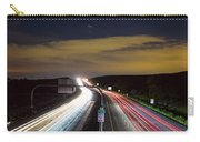 Boulder To Denver Highway 36 Express Lane Carry-all Pouch