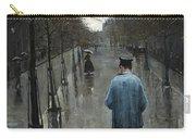 Boulevard Des Batignolles Carry-all Pouch