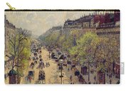Boulevard Montmartre Carry-all Pouch