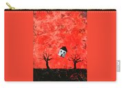 Bouncing House Fiery Sky Carry-all Pouch