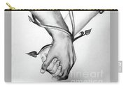 Bound By Love Carry-all Pouch