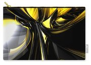 Bounded By Light Abstract Carry-all Pouch