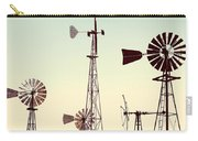 Bountiful Windmills Carry-all Pouch
