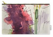 Bouquet Abstract 1 Carry-all Pouch