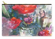 Bouquet De Chez Moi 01 Carry-all Pouch