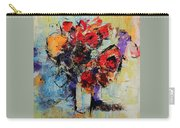 Bouquet De Couleurs Carry-all Pouch