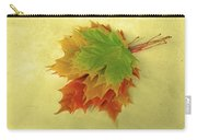 Bouquet De Feuilles / Bunch Of Leaves Carry-all Pouch
