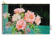 Bouquet De Roses - Marrakech Carry-all Pouch