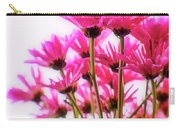 Bouquet Of Chrysanthemums Carry-all Pouch