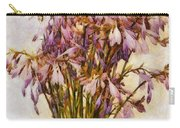 Bouquet Of Hostas Carry-all Pouch